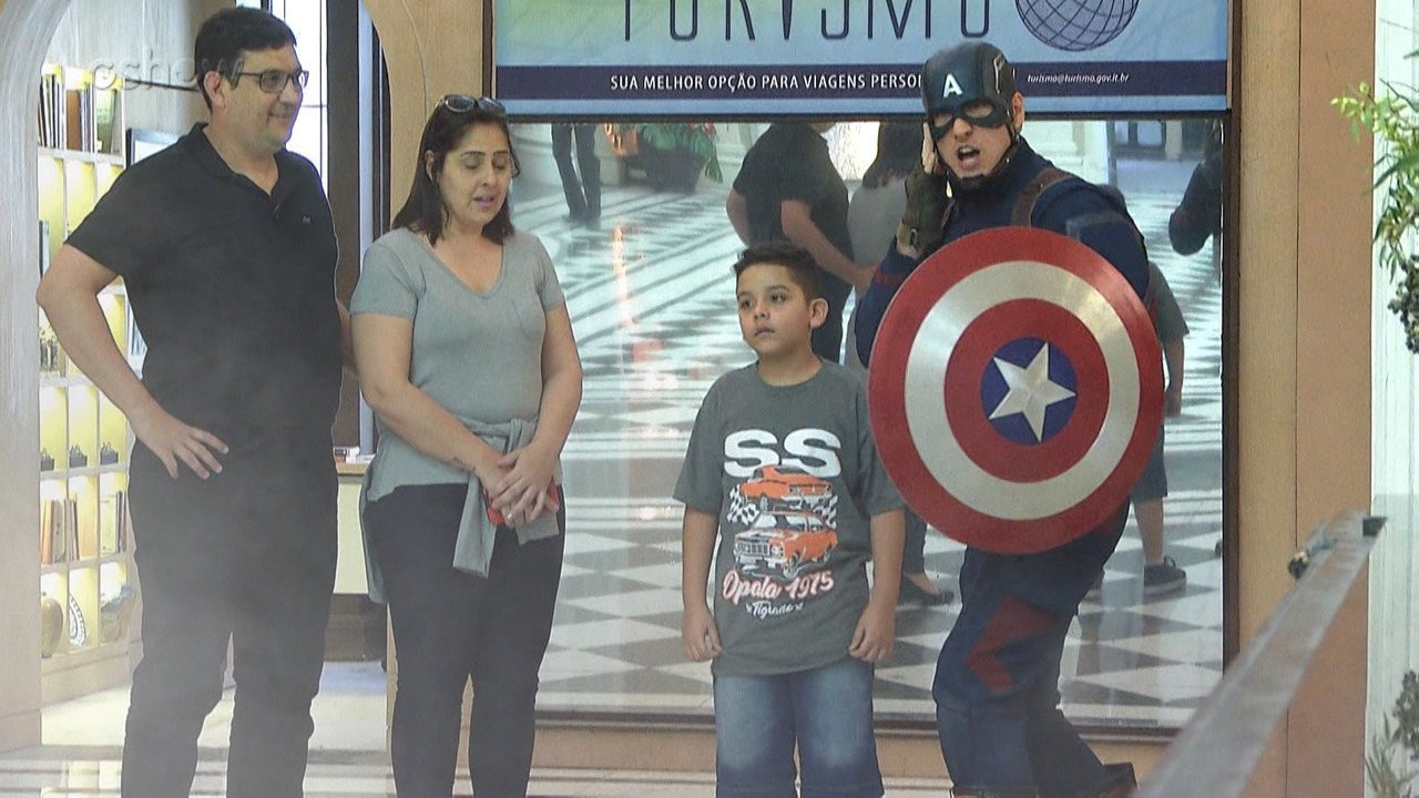 Confira os bastidores da captura do 'Lata Velha' com os 'Vingadores'