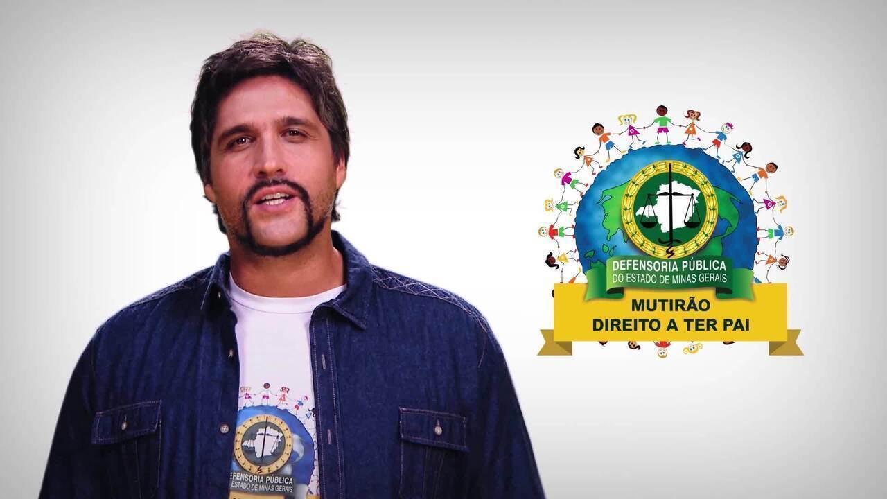 Campanha Mutirão 'Direito a ter Pai' começa em Uberlândia