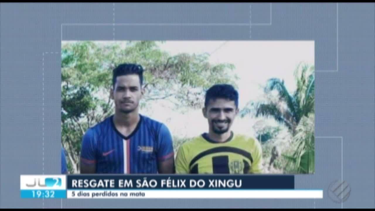 Dois homens desaparecidos em São Félix do Xingu, no Pará, são encontrados
