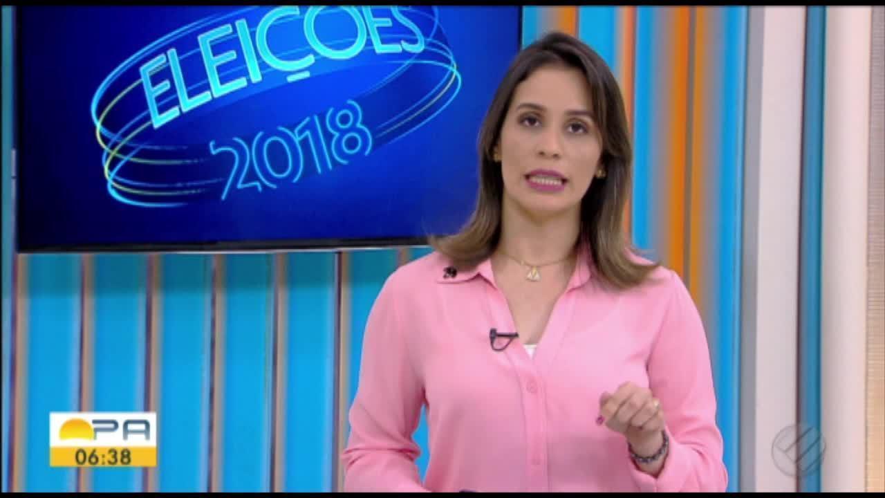 Confira a agenda de campanha dos candidatos ao governo do Pará nesta sexta-feira, 12