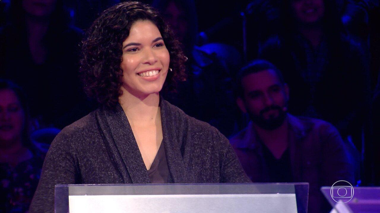 'Quem Quer Ser Um Milionário' traz Manuela Barroso