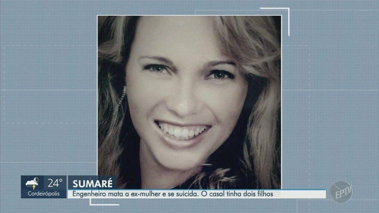 Homem mata ex-mulher e comete suicídio em condomínio de Sumaré