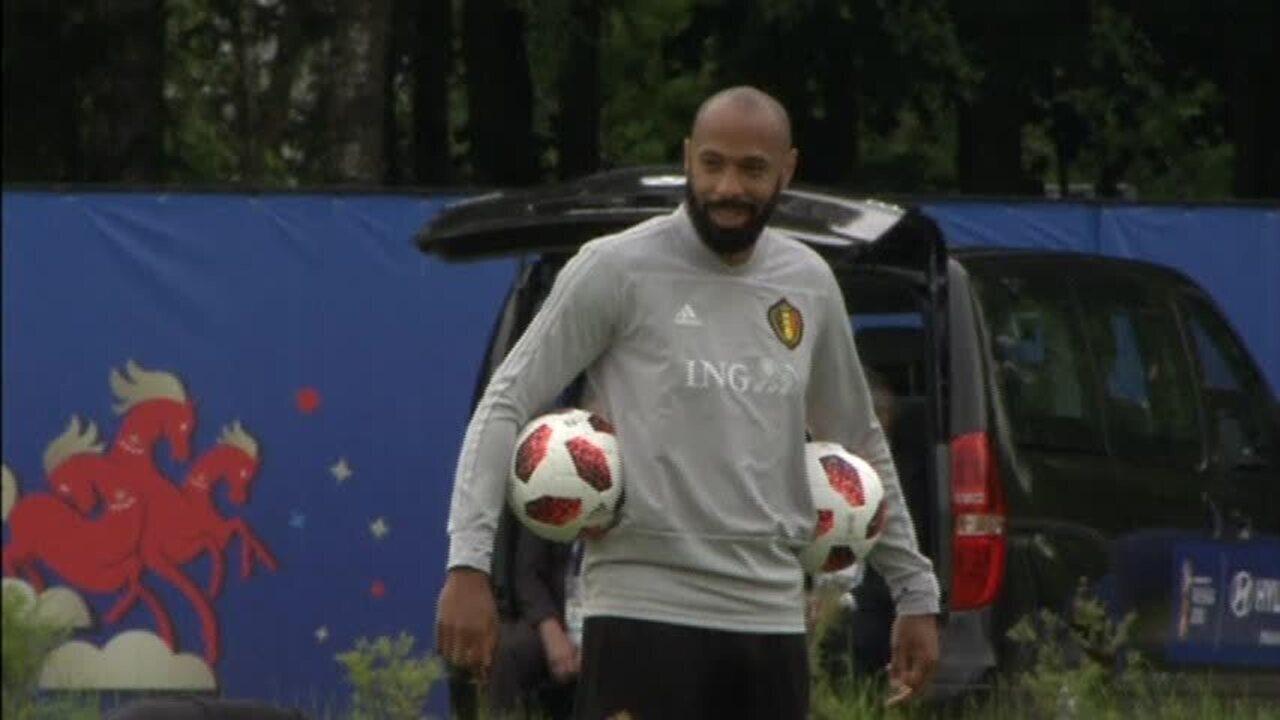 Thierry Henry é anunciado como novo técnico do Monaco