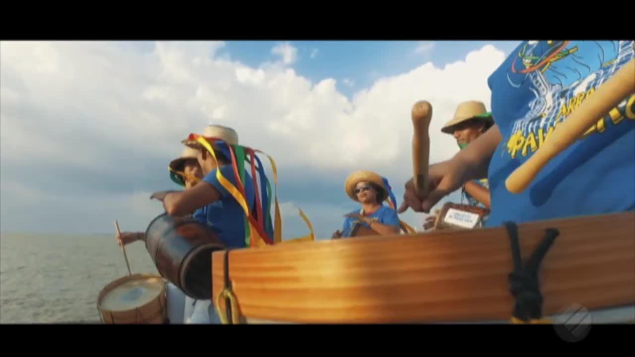 Clipe TV Liberal faz homenagem ao Círio de Nazaré ao som do Arraial do Pavulagem