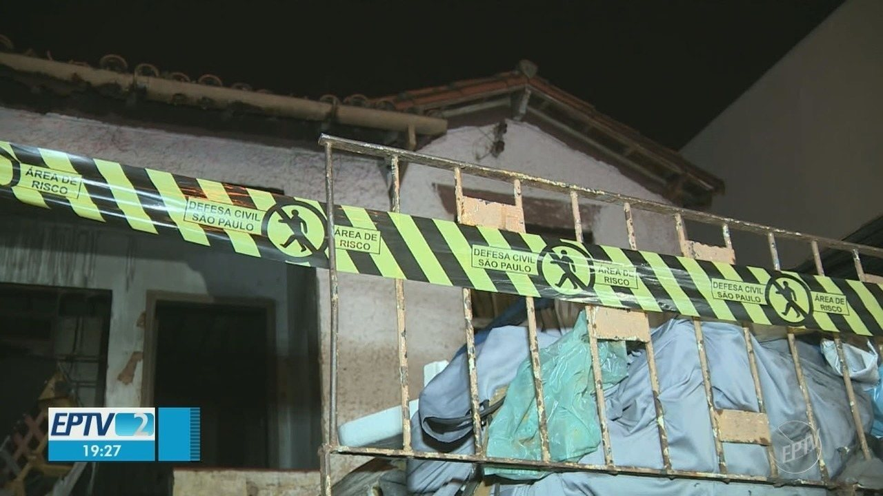 Incêndio de pequenas proporções dentro de casa termina com morte de um homem em Americana