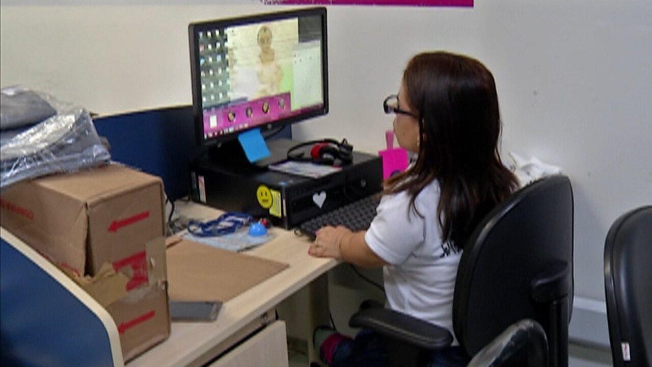 Deficientes físicos têm pouco espaço no mercado de trabalho