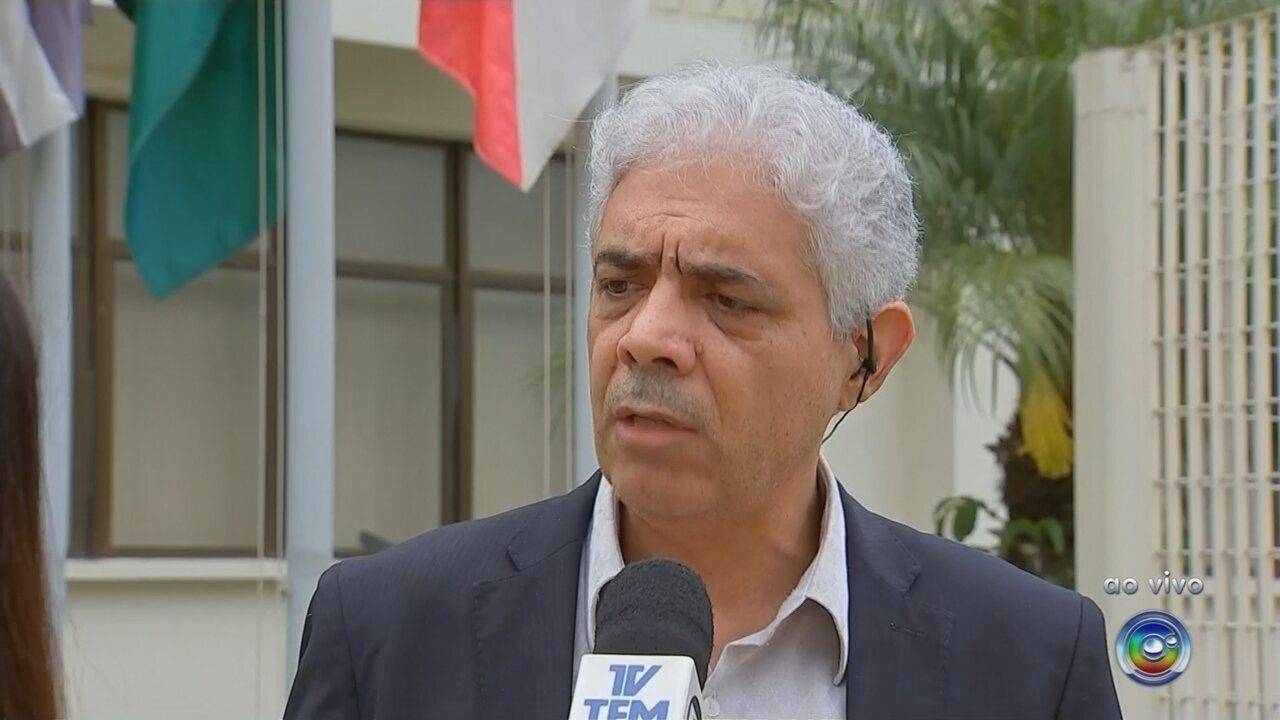 Diretor do TCE,José Paulo Nardone, fala sobre irregularidades em creches da região