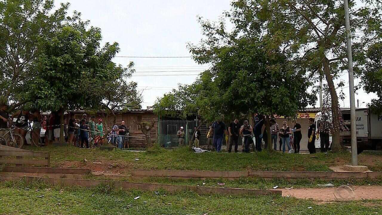 Dois jovens são encontrados mortos no bairro Umbu em Alvorada