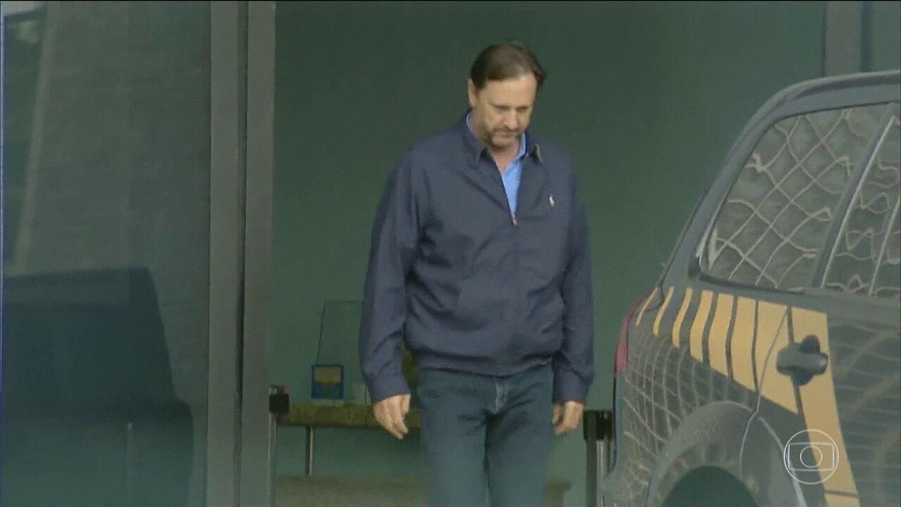 Senador Acir Gurgacz, do PDT-RO, já está na Penitenciária da Papuda, em Brasília