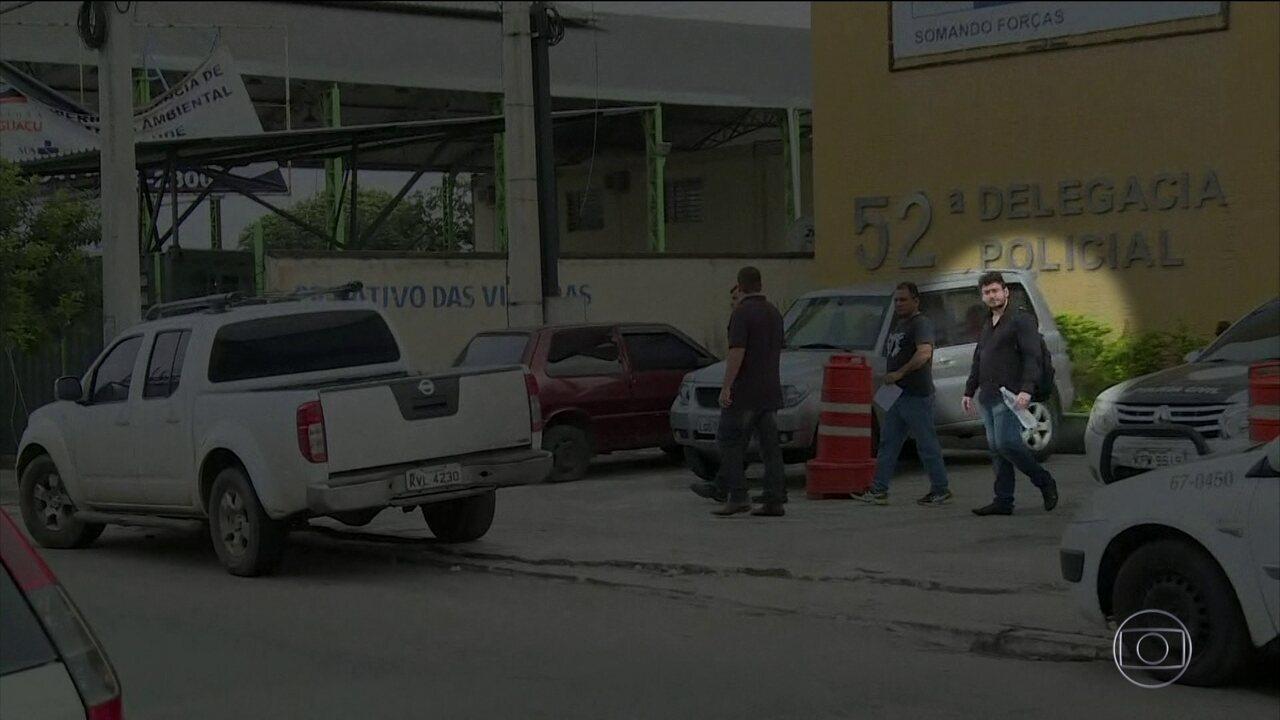 Corregedoria prende policiais por corrupção e sequestro no Rio
