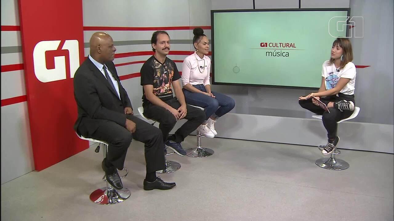 Câmbio Negro e DJ Savana falam sobre arte e profissionalização do jovem em Ceilândia