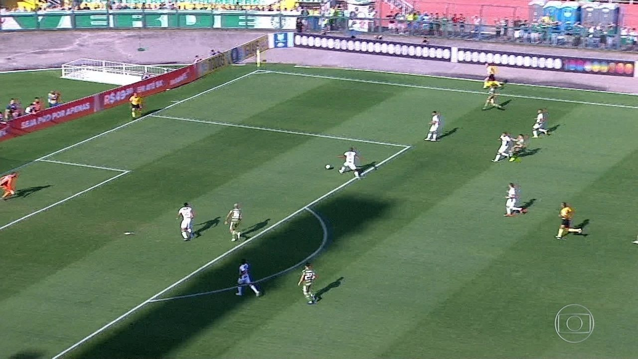 Gols do Fantástico: confira os gols deste domingo (21) pelo Brasileirão