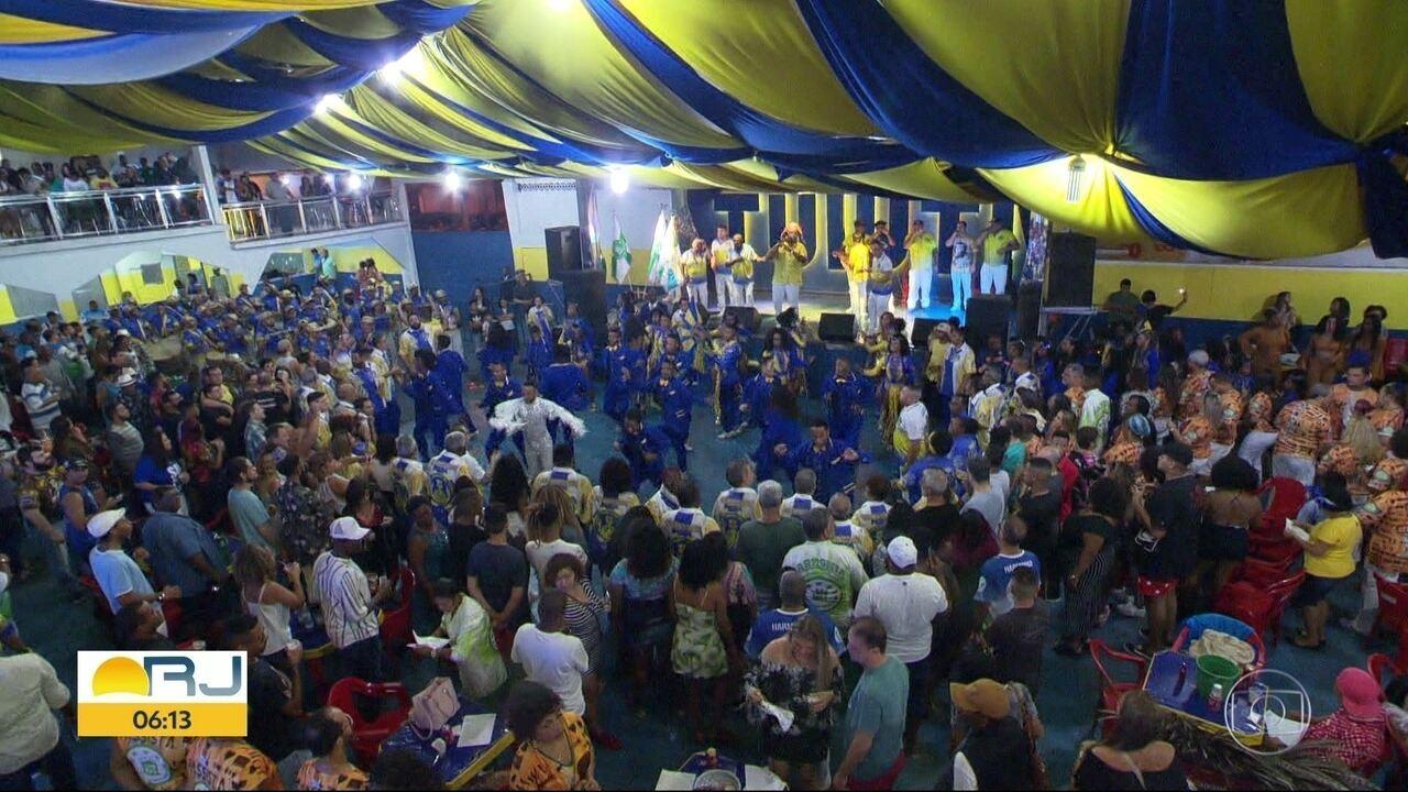 Paraíso do Tuiuti apresenta o samba que vai levar para a avenida em 2019