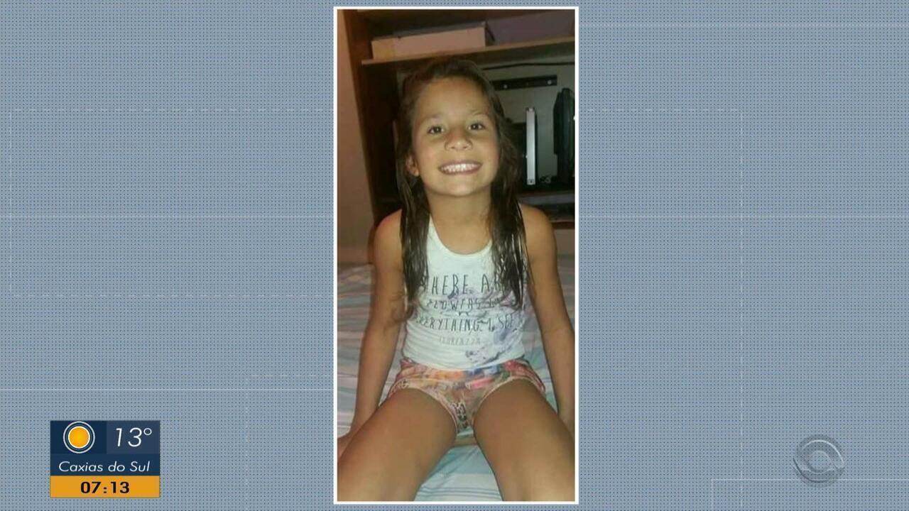 Menina de nove anos desaparece em Porto Alegre
