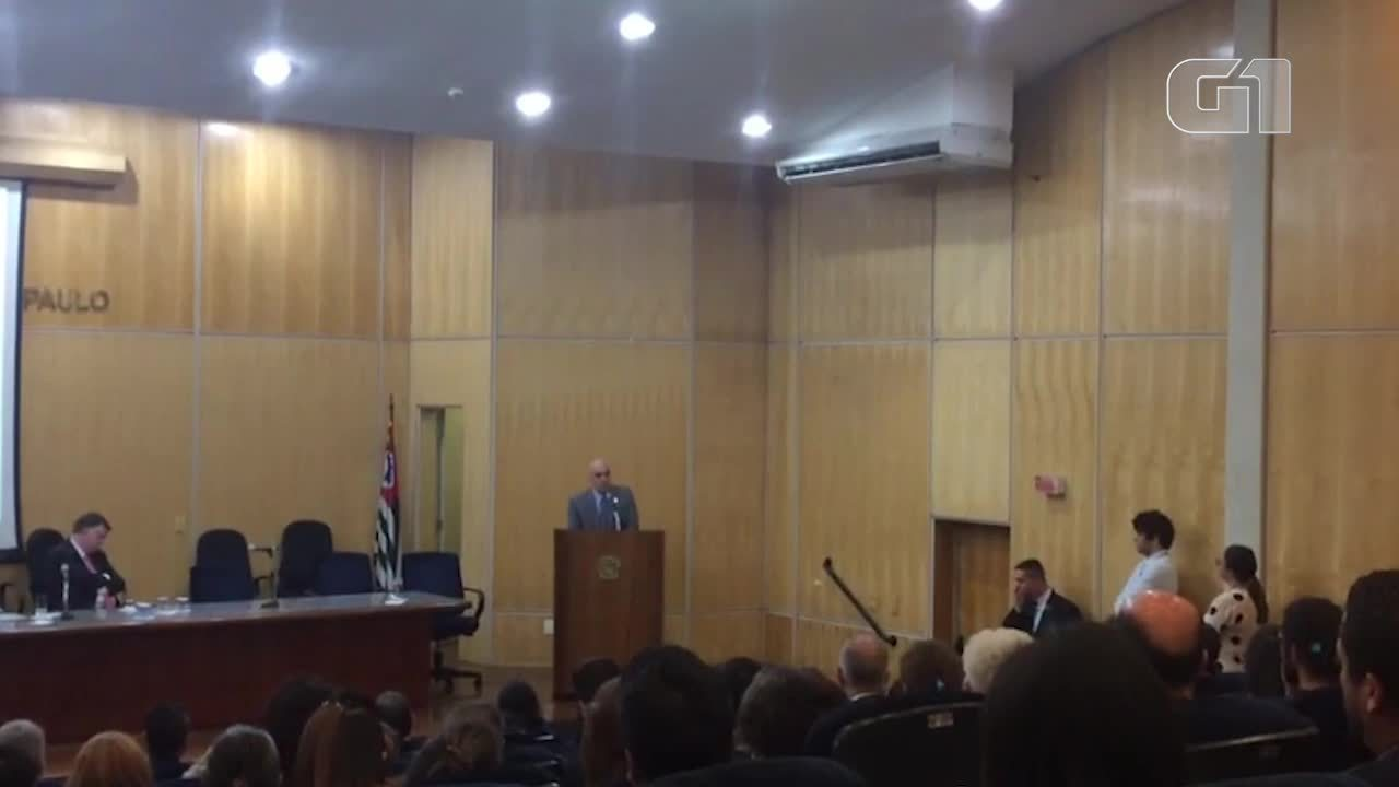 Ministro Alexandre de Moraes critica fala do deputado Eduardo Bolsonaro