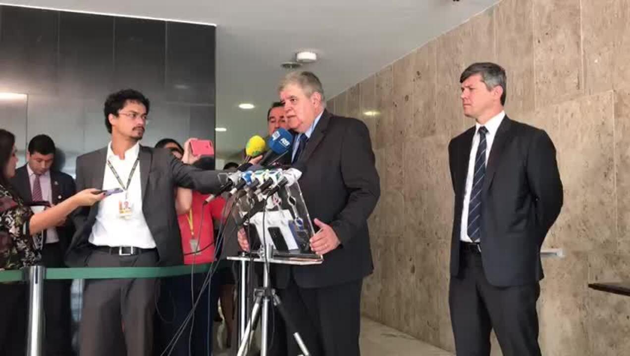 Marun apresentou obras e projetos que o governo pretende entregar até o fim do ano