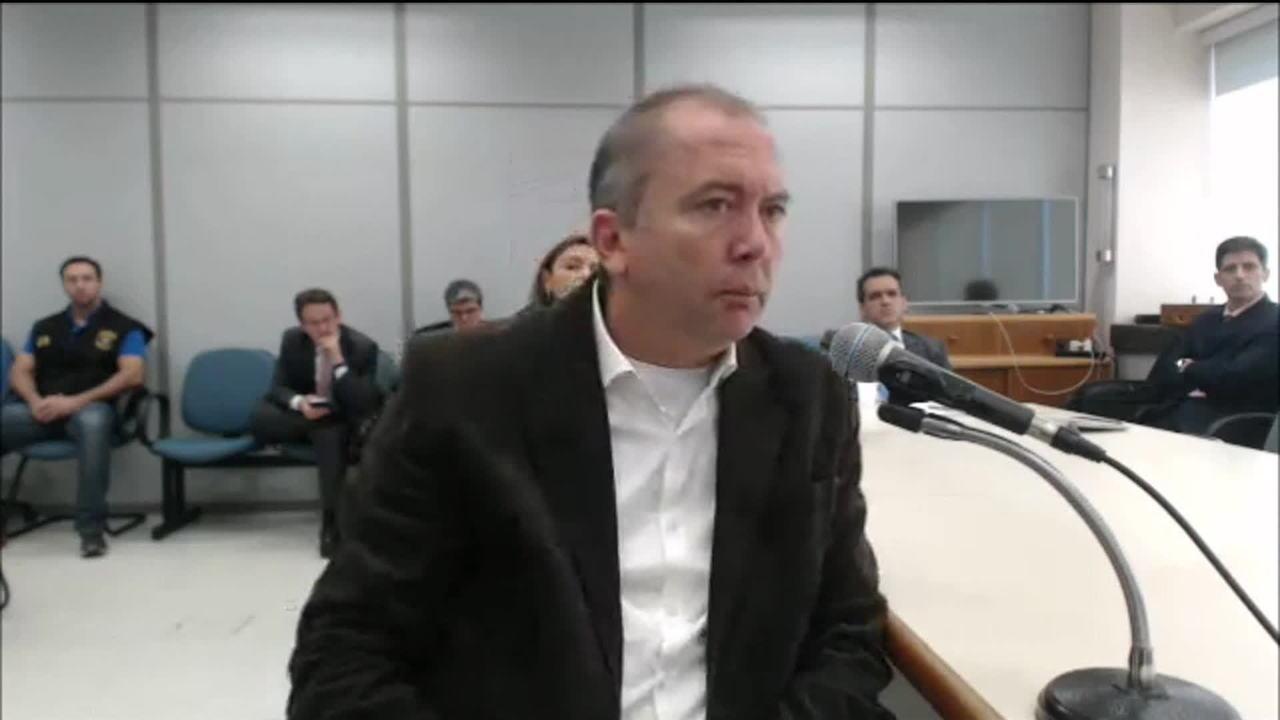 Carlos Miranda cita senadores e deputados federais em esquema de propina