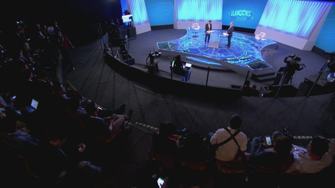 Debate dos candidatos ao governo do RJ: 2º Turno - Bloco 3
