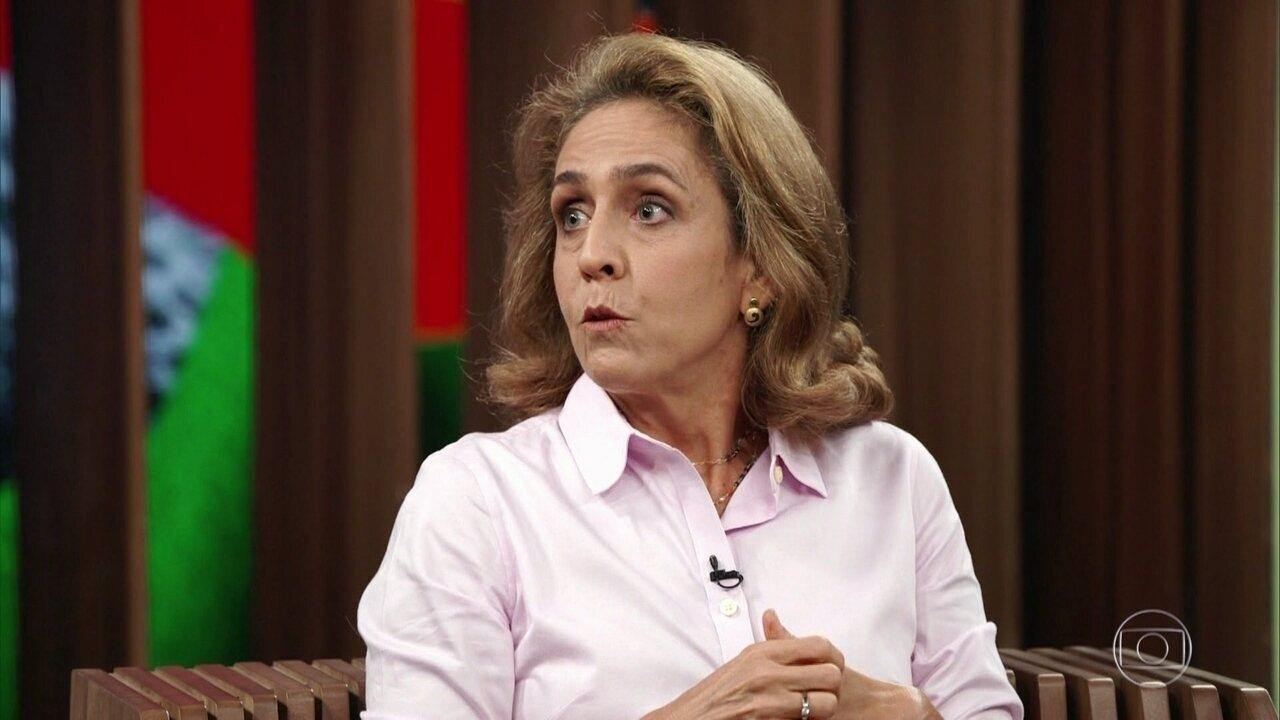A geneticista Lygia da Veiga Pereira fala sobre imunoterapia