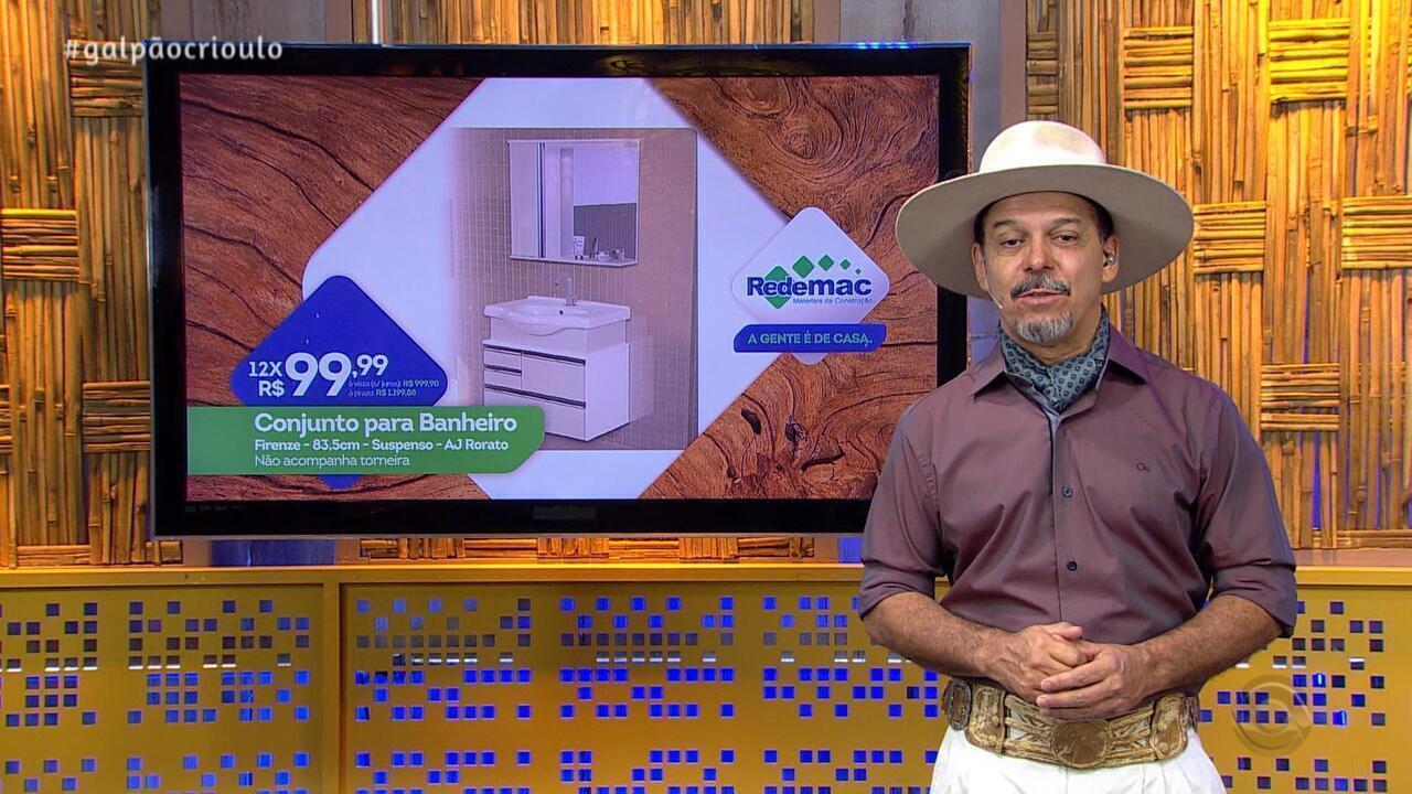 Redemac apresenta tendências em reformas no Galpão Crioulo