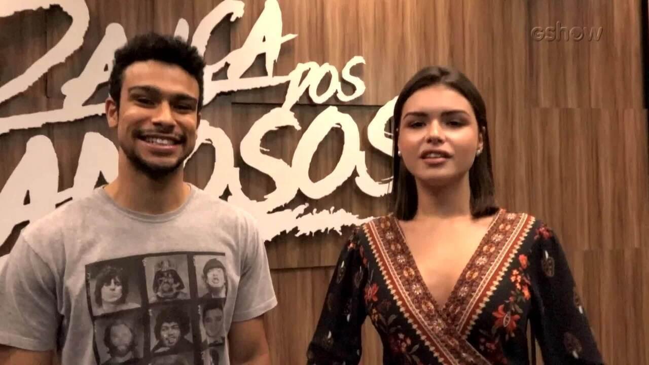 Sérgio Malheiros fala sobre o que espera da repescagem do 'Dança dos Famoso'