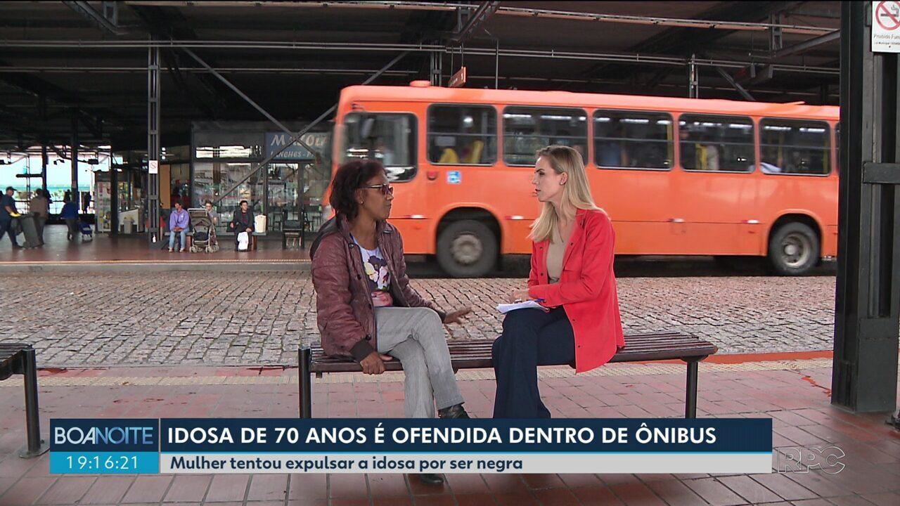 Mulher denuncia ter sido vítima de racismo em ônibus de Curitiba