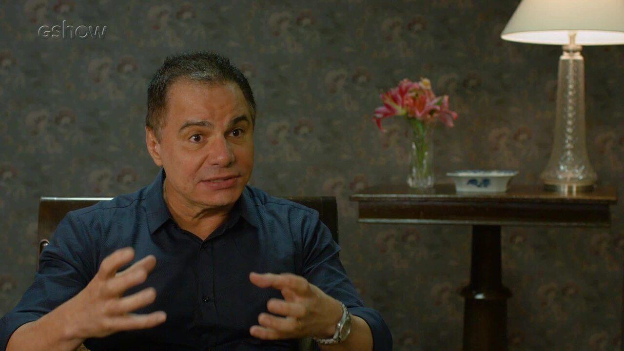 Ricardo Linhares comenta história de 'Se Eu Fechar os Olhos Agora'