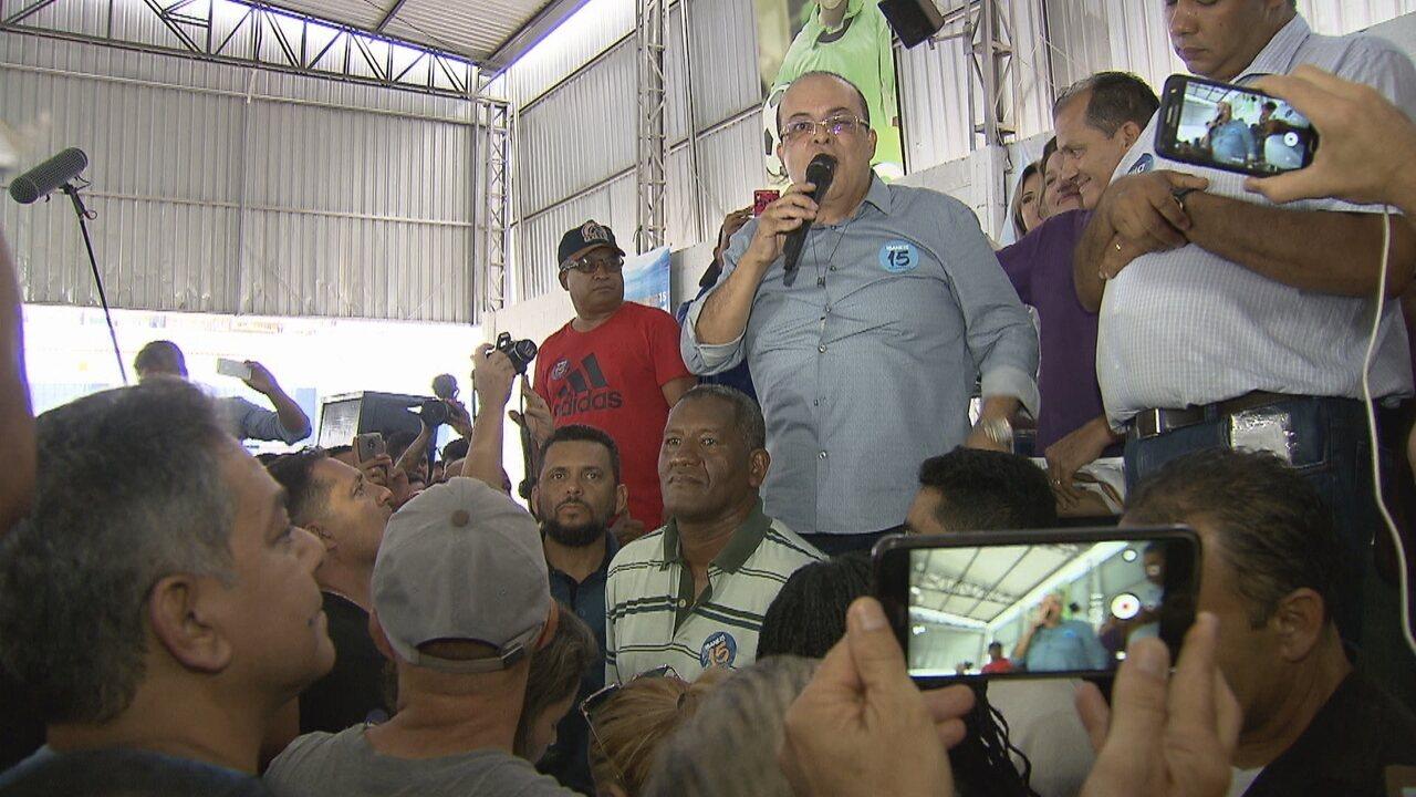 Ibaneis Rocha, do MDB, enfrenta primeira eleição política e diz que estudou para disputa