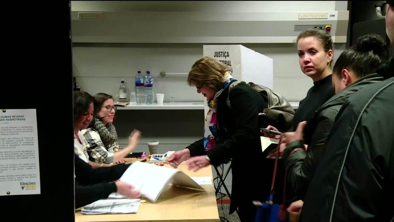 Mais de 25 mil brasileiros podem votar no Reino Unido