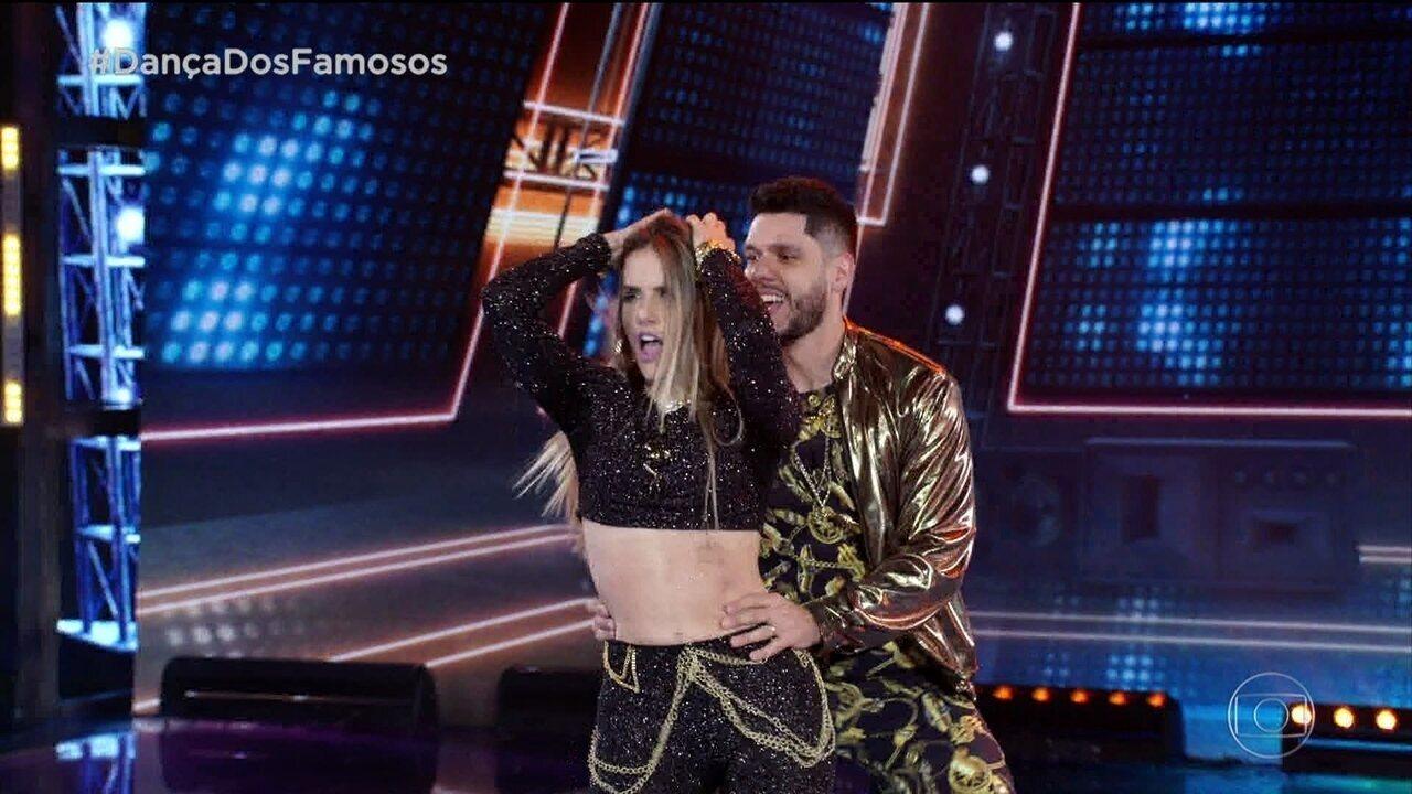 Relembre a trajetória de Mariana Ferrão e Ricardo Espeschit no 'Dança dos Famosos'