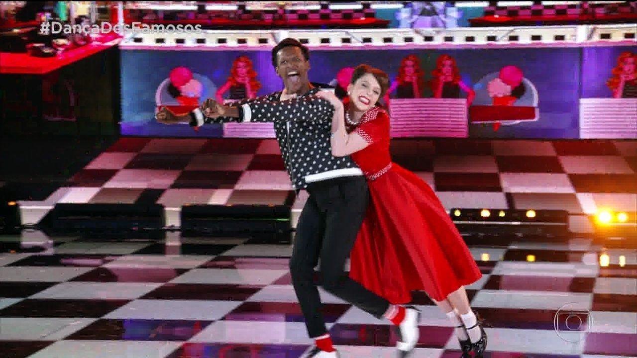 Relembre a trajetória de Bia Arantes e Jefferson Bilisco no 'Dança dos Famosos'