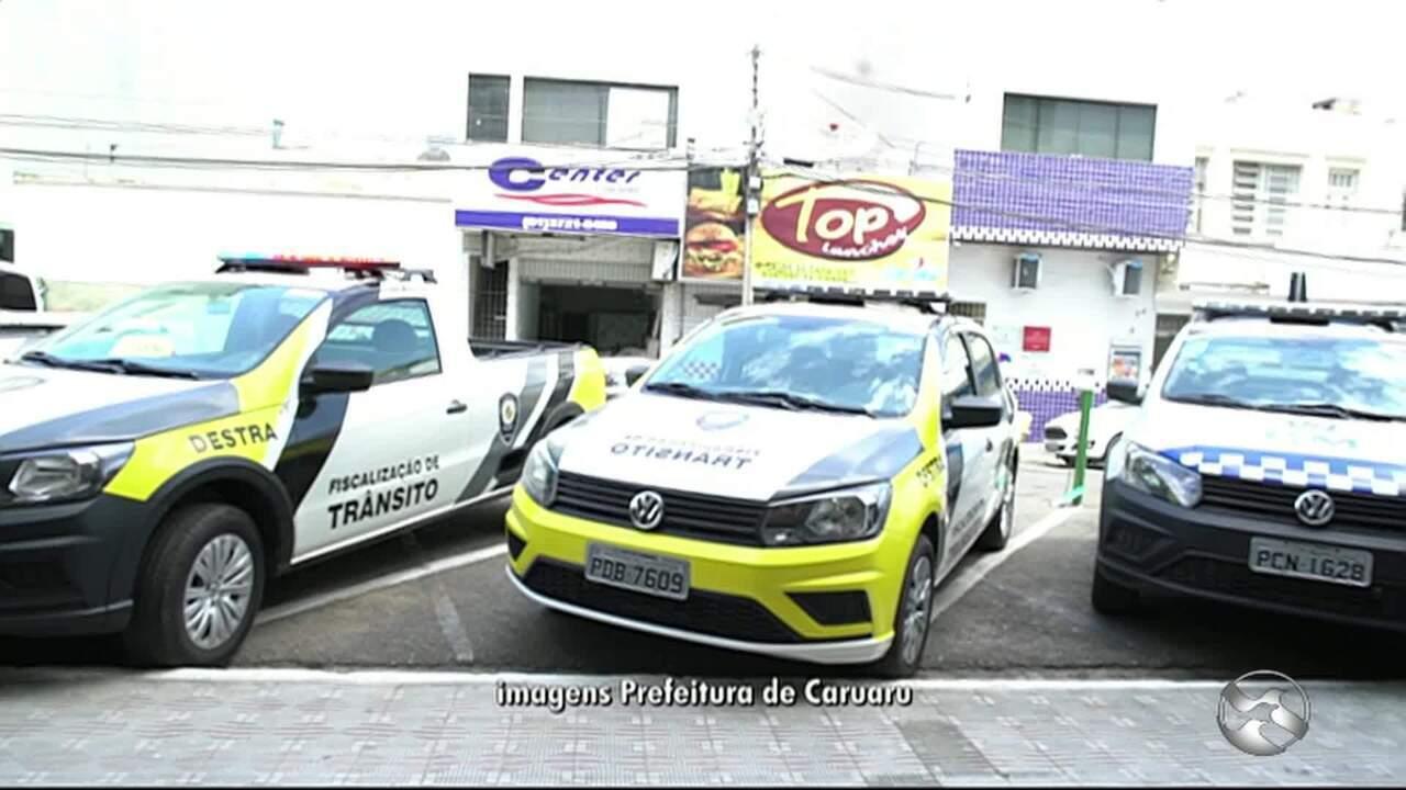 c3a1a72d00 AB TV 2ª Edição | Prefeitura de Caruaru realiza cerimônia para entrega de  novas viaturas de trânsito | Globoplay