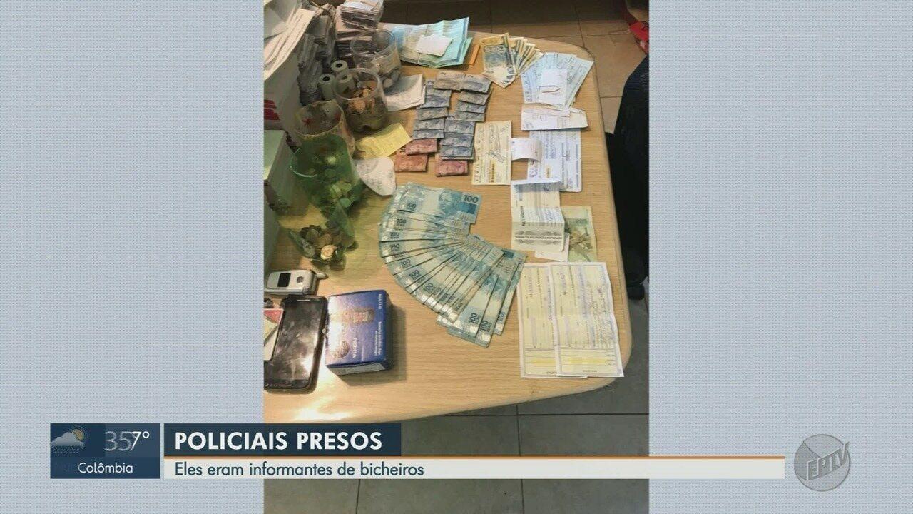 Operação prende 13 suspeitos de envolvimento com jogo do bicho na região de Ribeirão Preto