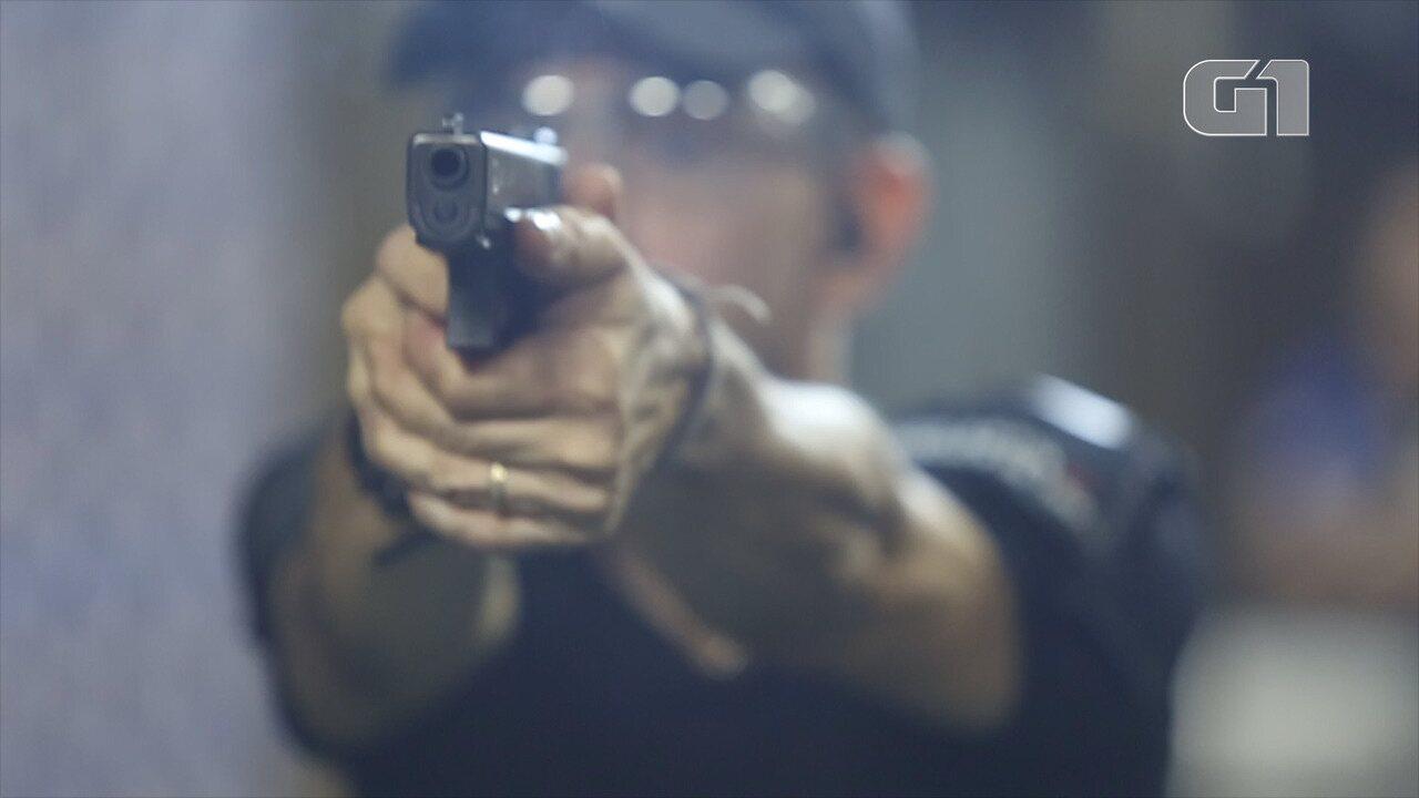 Procura por clubes de tiros cresce até 60% no último ano no RJ, dizem sócios