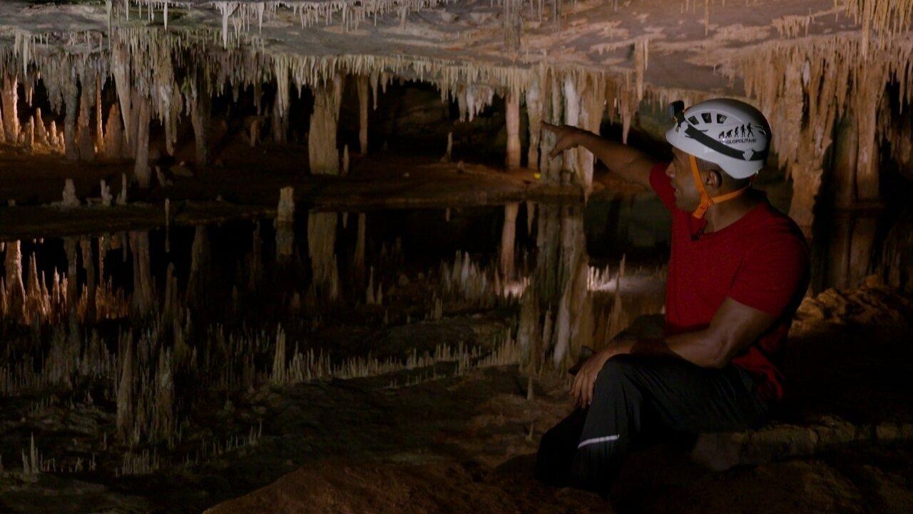 Hoje é dia de caverna: Angélica, a mais bela