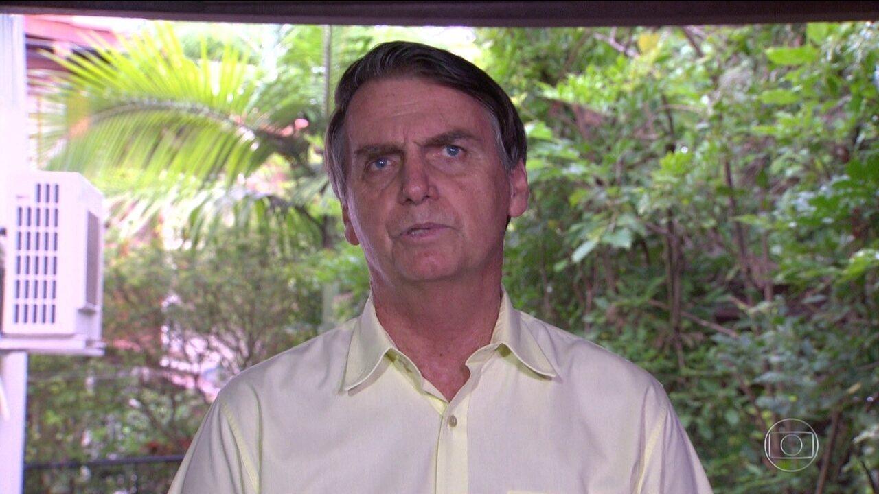 Bolsonaro reafirmar que reforma da previdência será uma das prioridades do  seu governo ab53d53b23a64