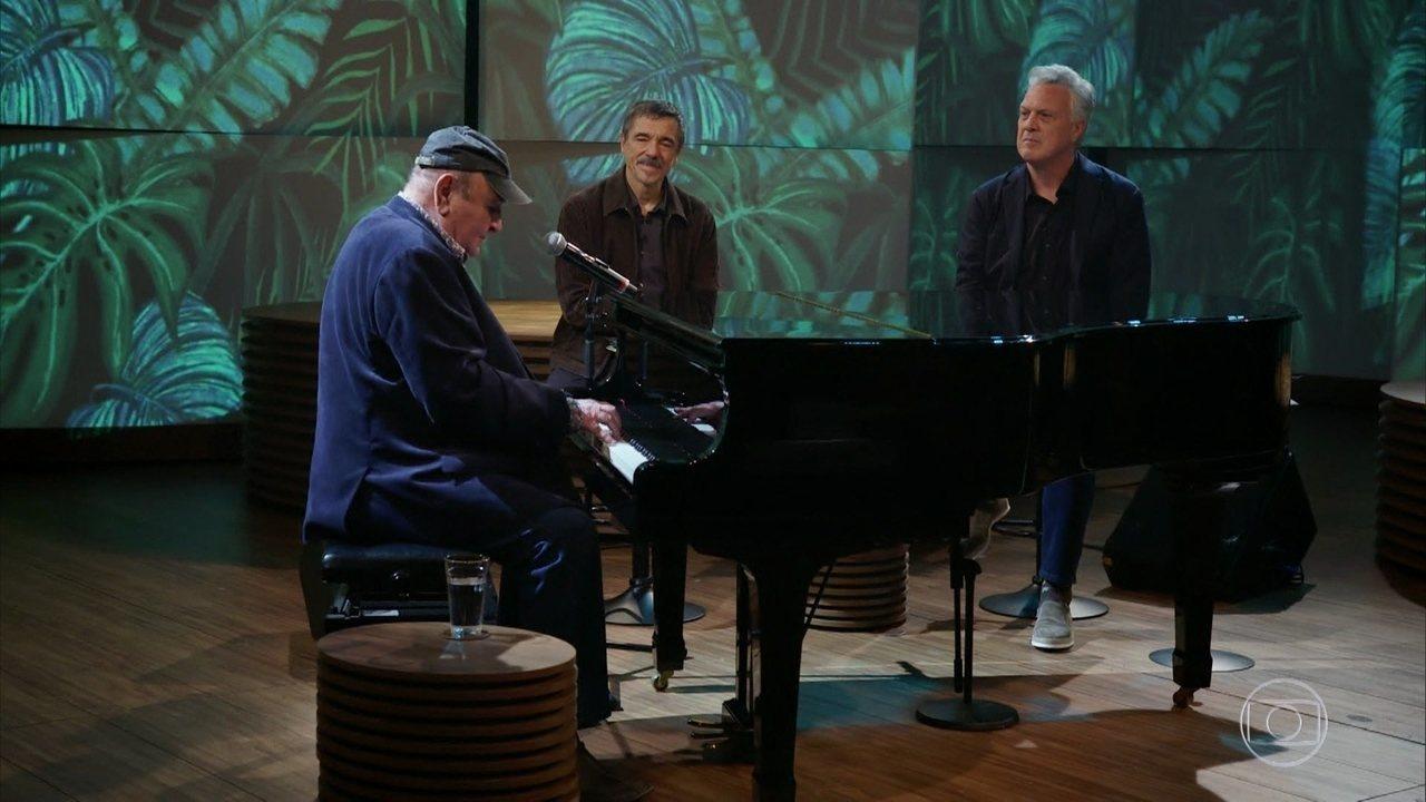 João Donato apresenta a música Amazônia