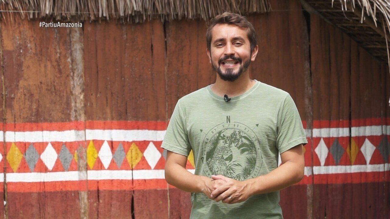 Parte 2: E ainda visita tribos indígenas