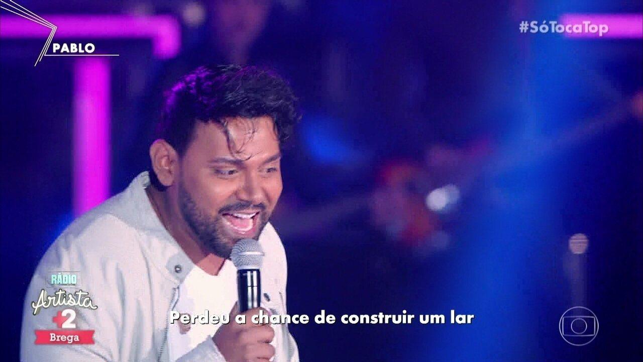 Pablo canta 'E aí, Bê?'