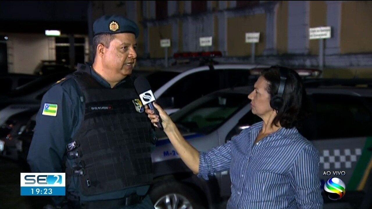 PM faz segurança em 30 municípios onde ocorrem as provas do Enem