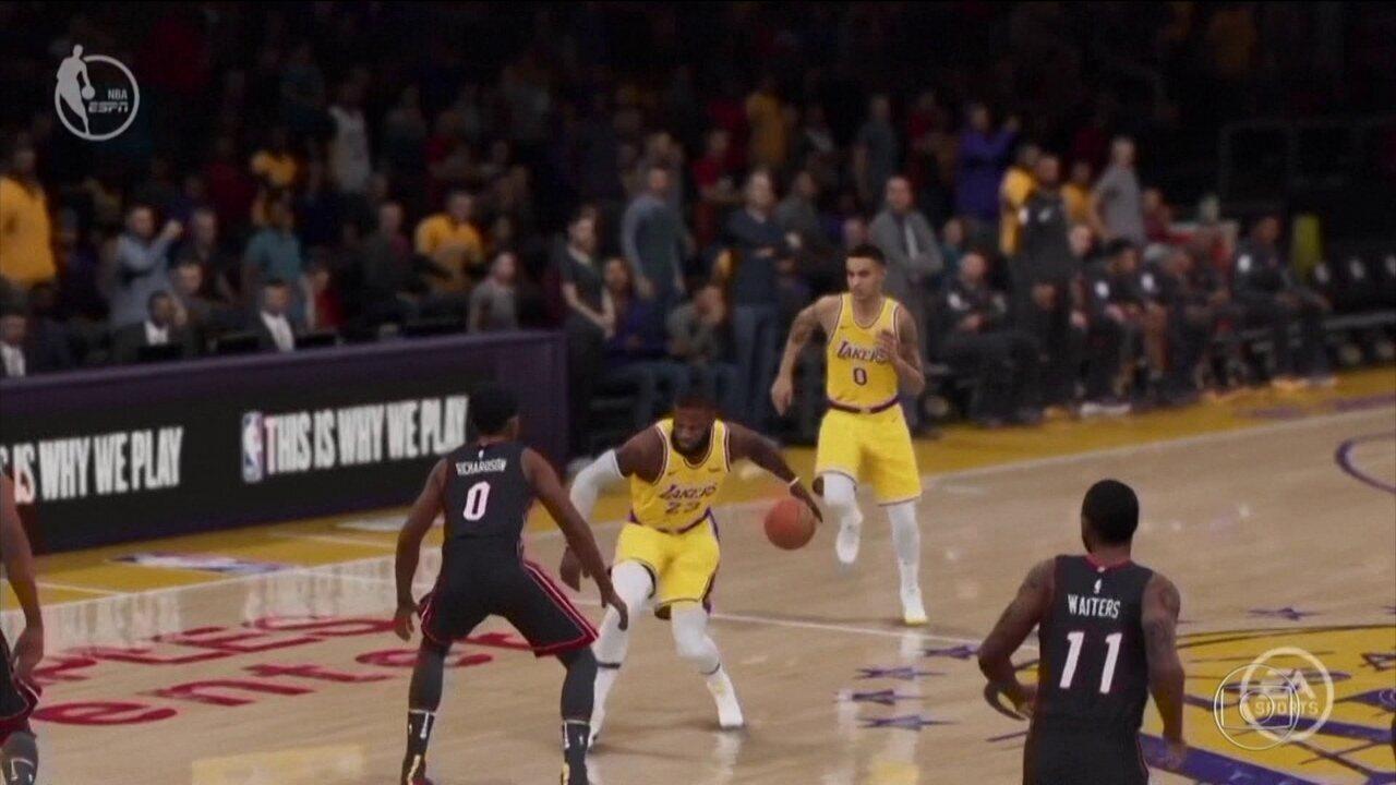 6d2be48aa Série mostra que evolução dos videogames passou a influenciar o esporte