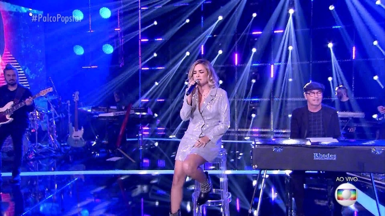 Lua Blanco canta 'When I Was Your Man'