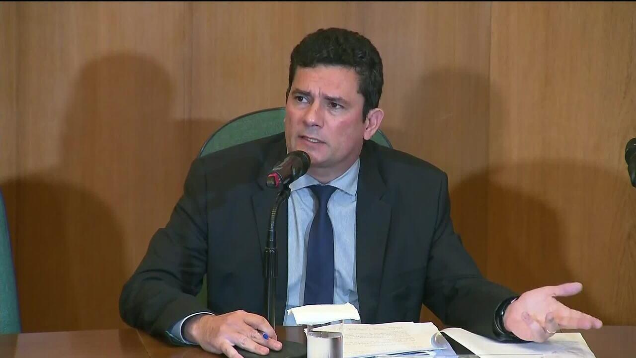 Moro recebeu sondagem para ser ministro em 23 de outubro