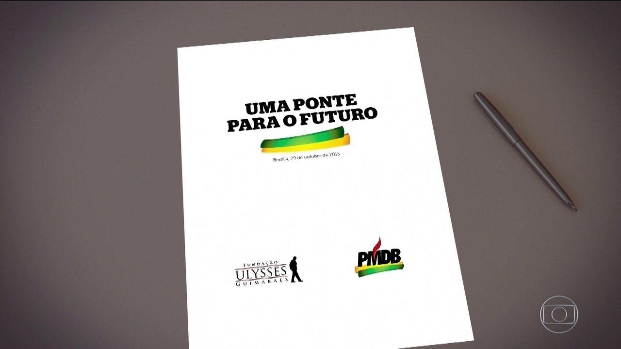 Fundação vinculada ao MDB prepara documento com os desafios na economia para Bolsonaro