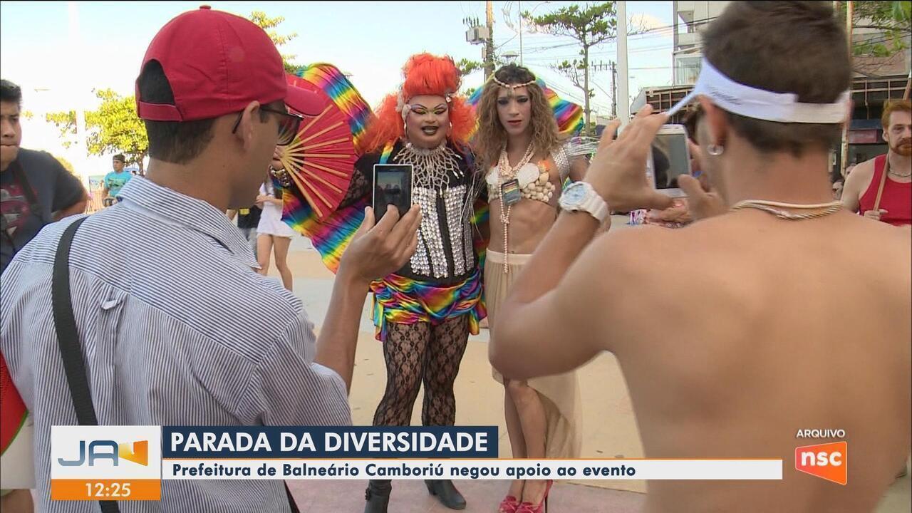Prefeitura de Balneário Camboriú nega apoio à Parada da Diversidade
