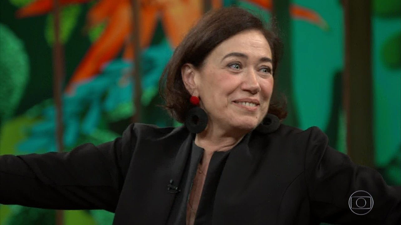 Lilia Cabral fala da admiração por Tony Ramos