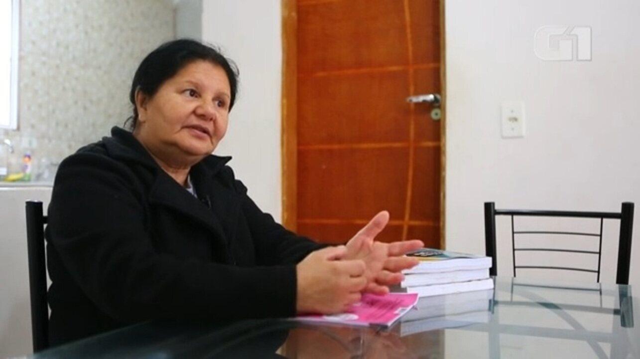 Lúcia Helena fez todas as provas do Enem desde 1998