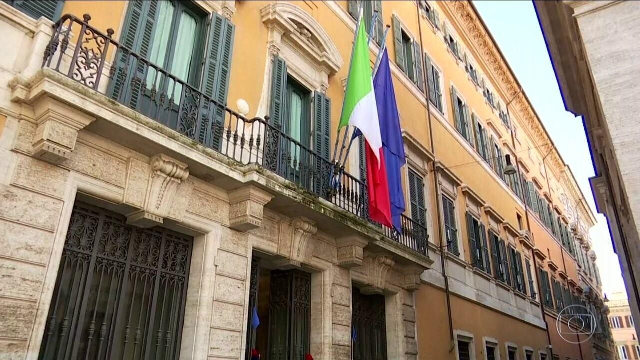 Itália aumenta prazo de prescrição de crimes