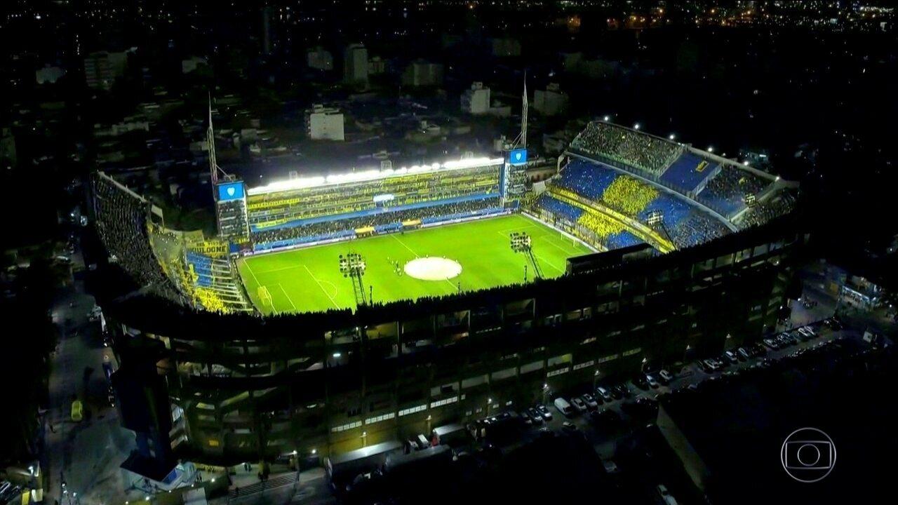 River Plate e Boca Juniors começam neste sábado a decisão da Copa Libertadores da América