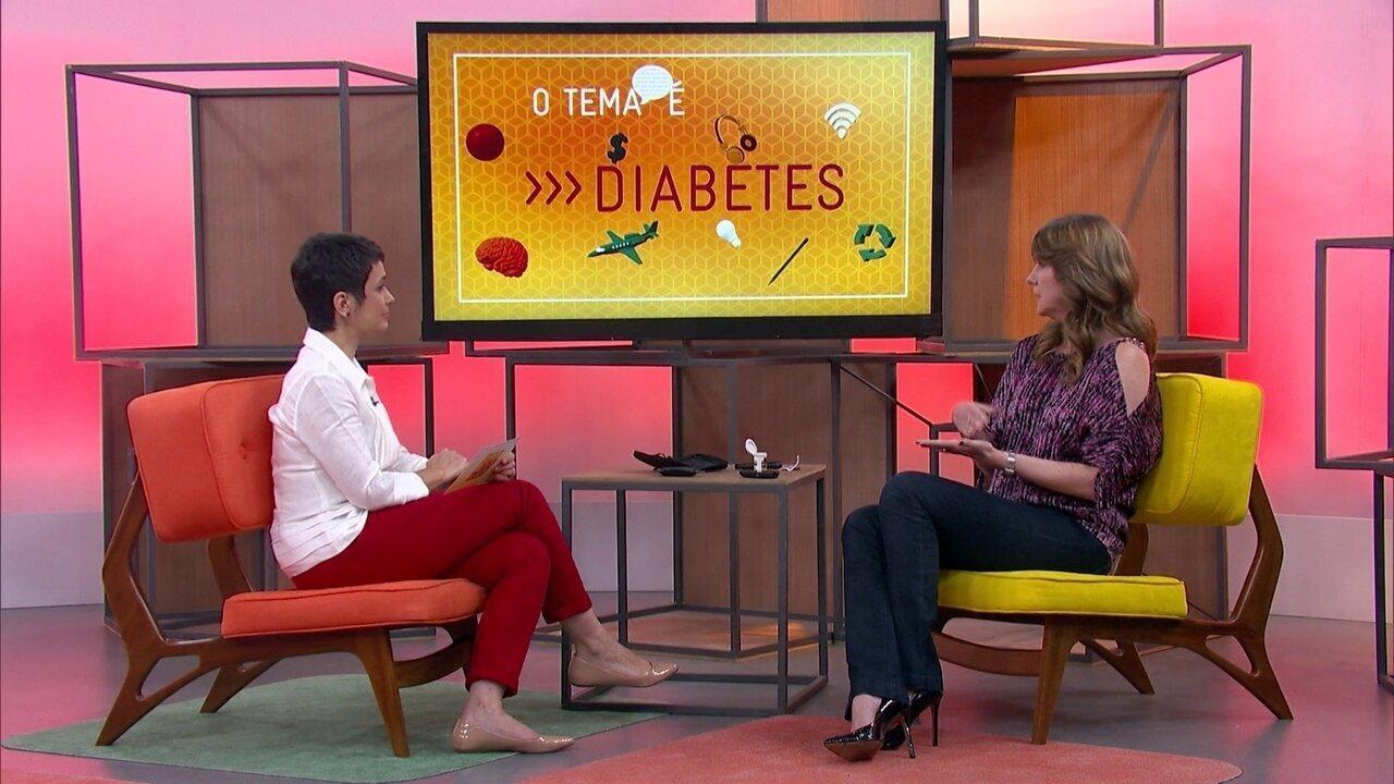 O tema é diabetes: tire suas dúvidas sobre a doença